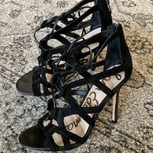 Sam Edelman Almira Lace-Up Heels